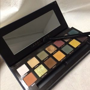 Anastasia Beverly Hills Makeup - Anastasia Beverly Hills Subculture eyeshadowpallet